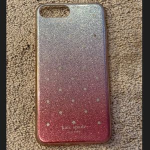 Kate Spade Glitter Ombré Phone Case